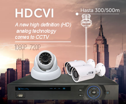 HD-CVI Technology