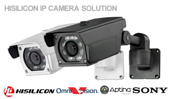 Hisilicon IP Camera from Unifore